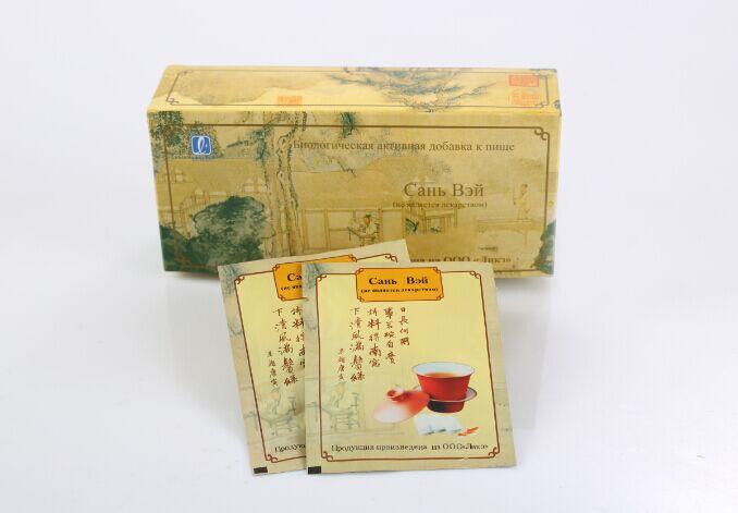 理科三味茶(俄罗斯包装)